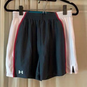 Under Armour heatgear loose athletic shorts